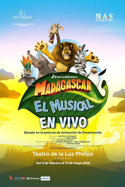 Madagascar - El Musical