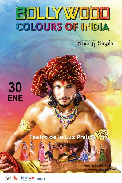 Bollywood - colours of India