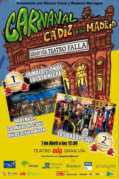 Gran Vía Teatro Falla - Carnavaleando por Caí
