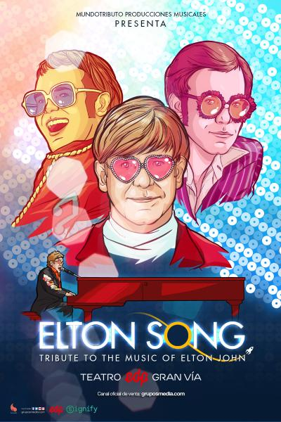 Elton Song - Elton John Tribute