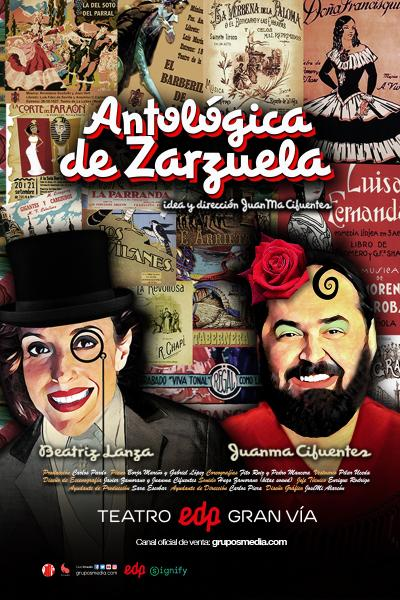 Antológica de la Zarzuela