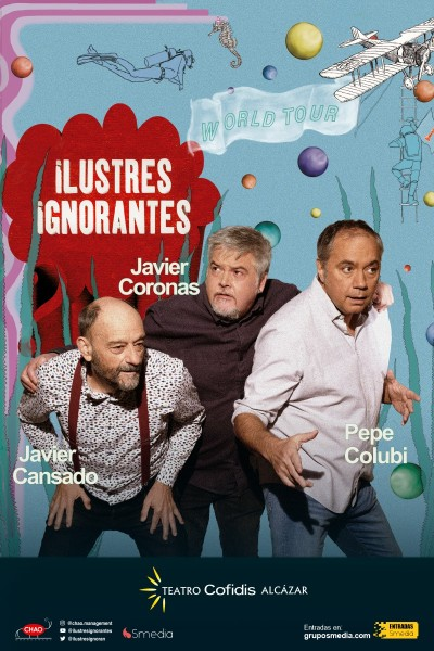 Ilustres Ignorantes 8ªTemporada