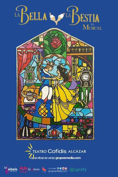 La Bella y la Bestia - El Musical