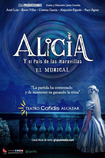 Alicia y el país de las maravillas