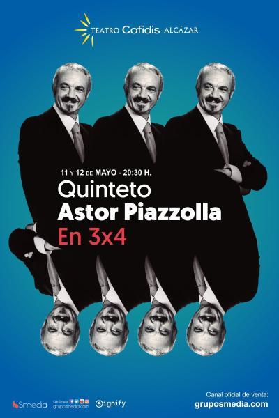 Quinteto Astor Piazzolla - En 3x4