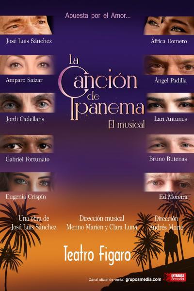 La canción de Ipanema - El musical