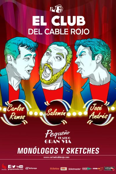El club del cable rojo