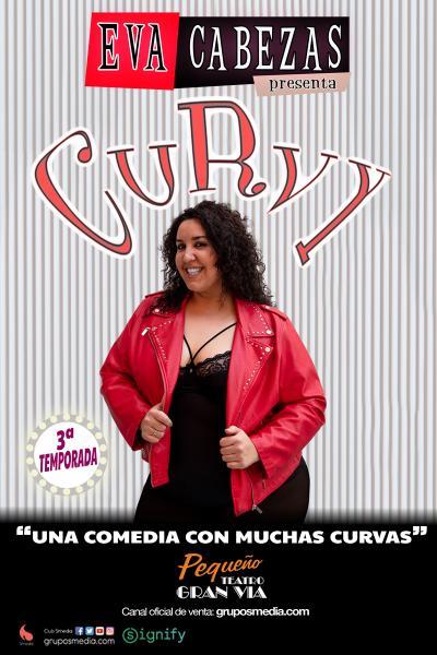 Curvy de Eva Cabezas