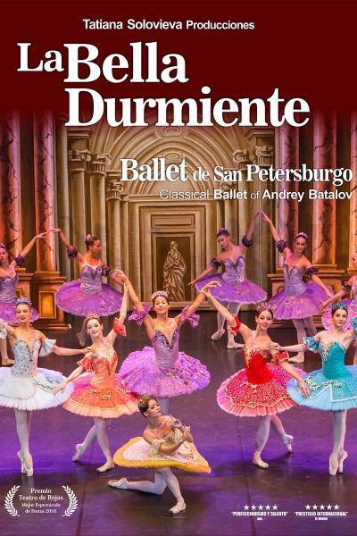 La Bella Durmiente - Ballet de St. Petersburgo de Andrey Batalov