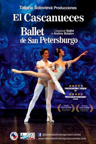 Ballet de San Petersburgo - El Cascanueces - Cáceres