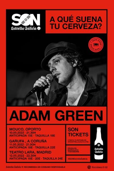 Adam Green en Madrid | SON Estrella Galicia