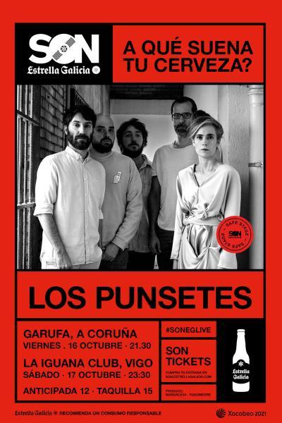 Los Punsetes en Vigo | SON Estrella Galicia