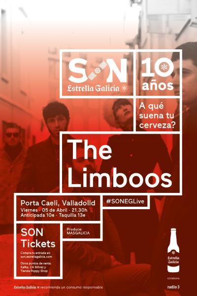 The Limboos en Valladolid | SON Estrella Galicia