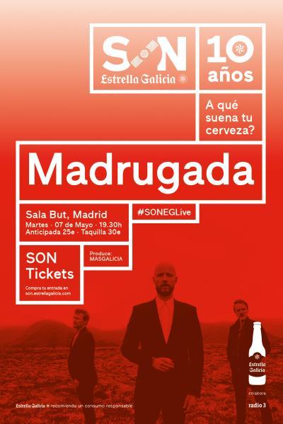 Madrugada en Madrid | SON Estrella Galicia