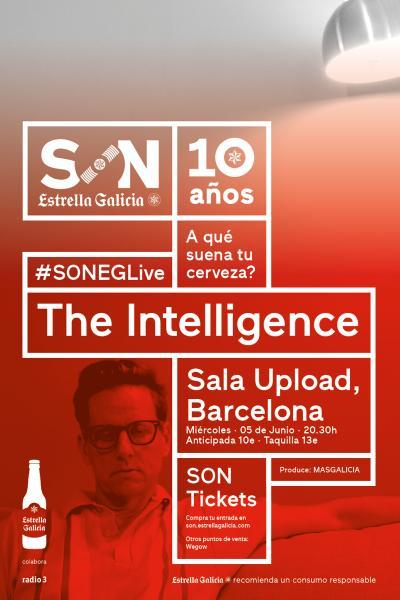 The Intelligence en Barcelona   SON Estrella Galicia