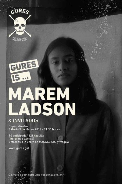 Marem Ladson & Invitados en Madrid | Gures is on tour