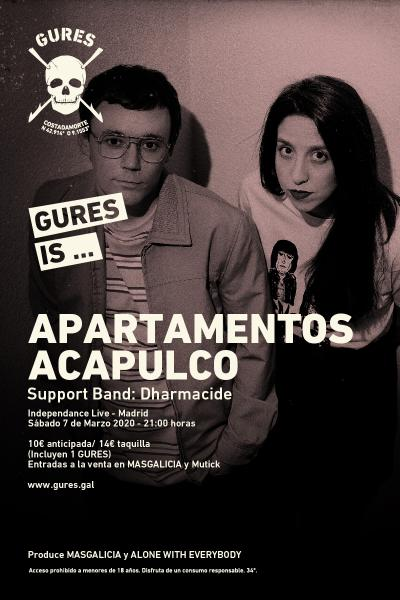 Apartamentos Acapulco en Madrid | Gures is on tour