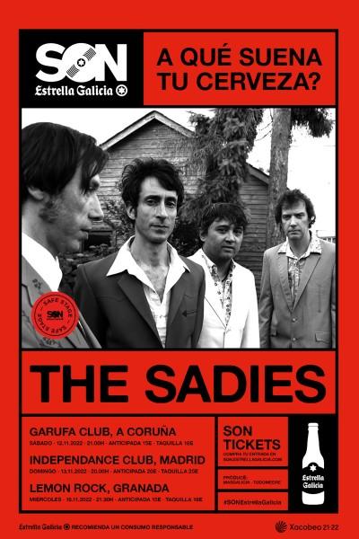 The Sadies en Madrid | SON Estrella Galicia