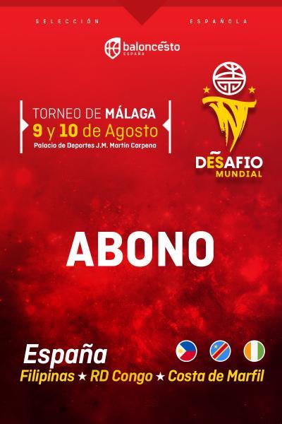 Gira 2019 – Torneo de Málaga (Abono)