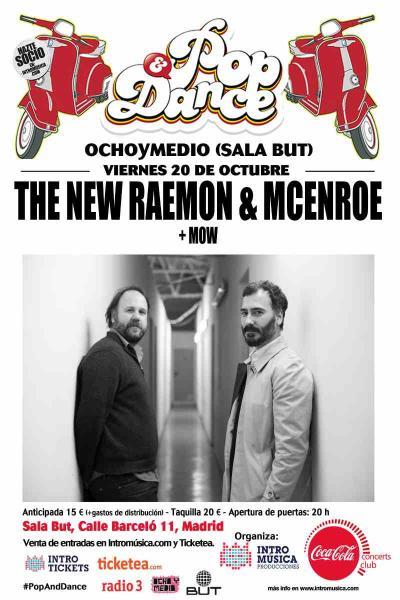 The New Raemon & Mcenroe en Pop&Dance