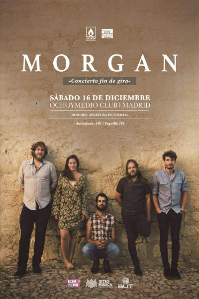 Morgan en Ochoymedio (Sala But)