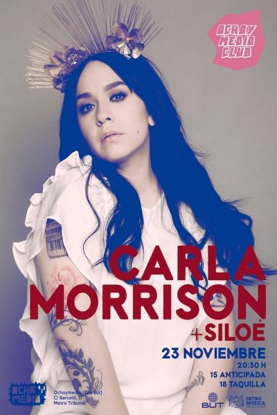 Carla Morrison en el Ochoymedio