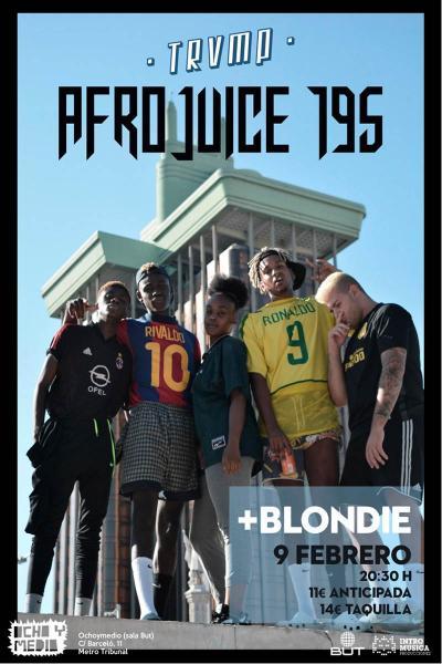 Afrojuice 195 en el Ciclo TRVMP (Ochoymedio Club)