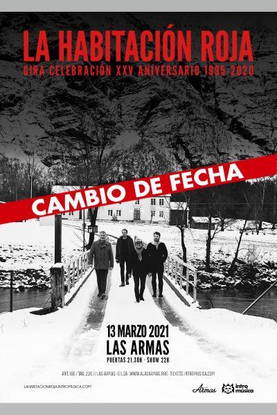 La Habitación Roja en Zaragoza (Las Armas)