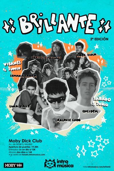 Brillante!✨ - Madrid (Moby Dick Club)