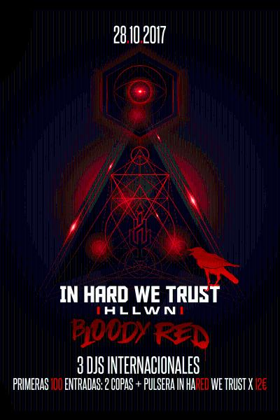 In Hard We Trust: Bloody Red