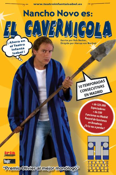 EL CAVERNICOLA 10ª Temporada