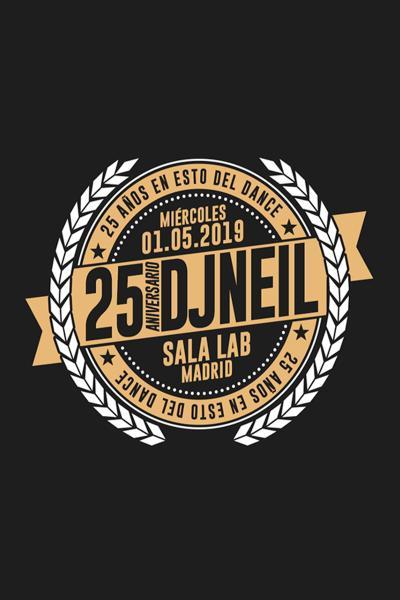 25 años de Dj Neil