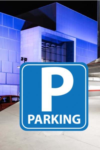 Parking Cartuja Center Cite