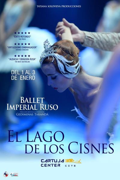 Ballet Imperial Ruso -  Lago de los Cisnes -Sevilla