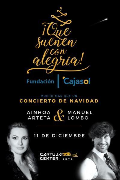 Ainhoa Arteta & Manuel Lombo ¡Qué suenen con alegría!