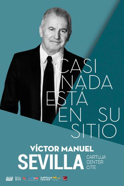 Víctor Manuel Casi nada está en su sitio