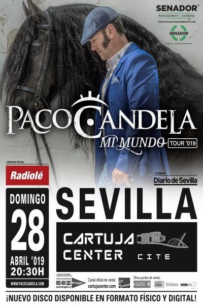 Paco Candela Mi Mundo