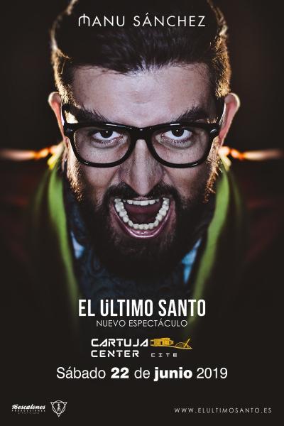 Manu Sánchez - El último santo