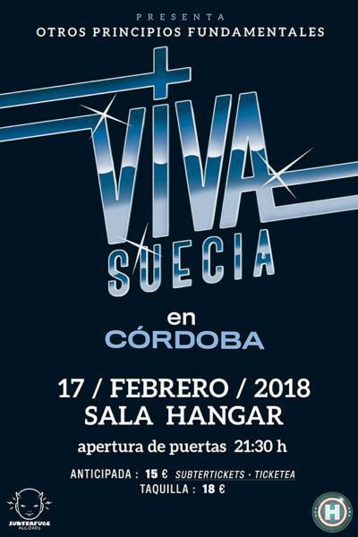 Viva Suecia en Córdoba