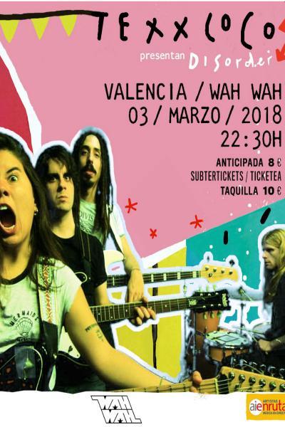 Texxcoco en Valencia