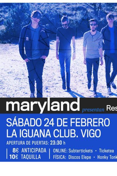 Maryland en Vigo