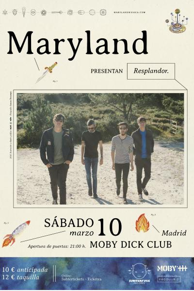 Maryland en Madrid