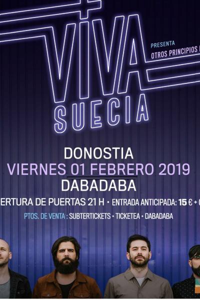 Viva Suecia en Donostia