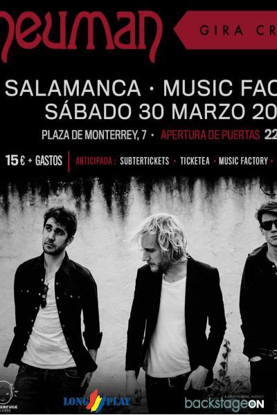 Neuman en Salamanca