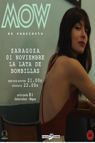 Mow en Zaragoza (AIEnRuta)