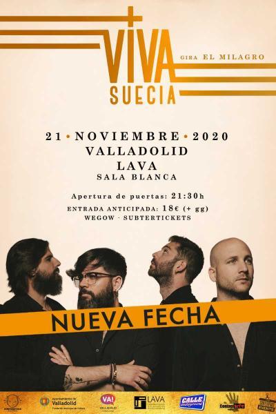 Viva Suecia en Valladolid