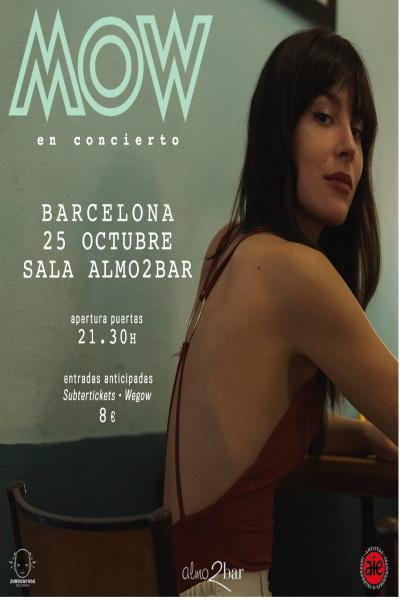 Mow en Barcelona (AIEnRuta)