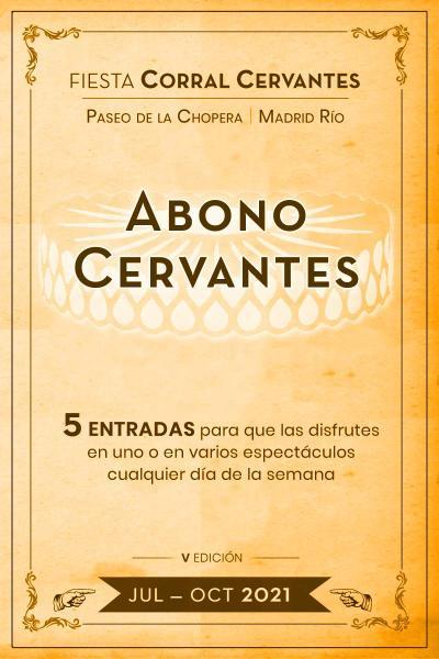 ABONO CERVANTES