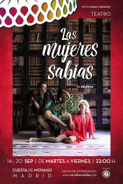 Las Mujeres Sabias -Corral Cervantes 2019