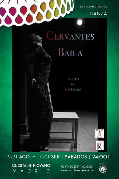 Cervantes Baila- Corral Cervantes 2019